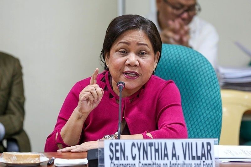 Cynthia Villar wants single-use plastics banned