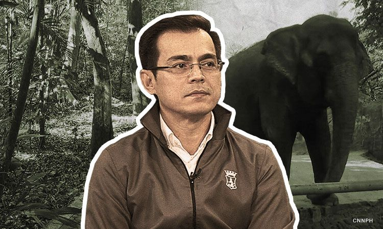Isko plans to expand Arroceros Park, 'rebrand' Manila Zoo