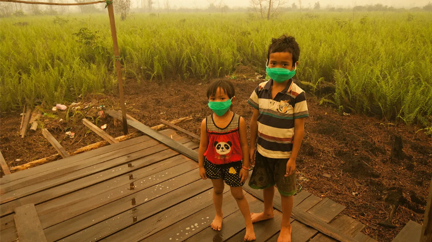 Every Child Born Today Will Be Profoundly Affected by Climate Change