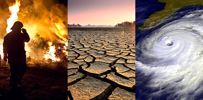 Climate Change is Happening 10 Times Faster