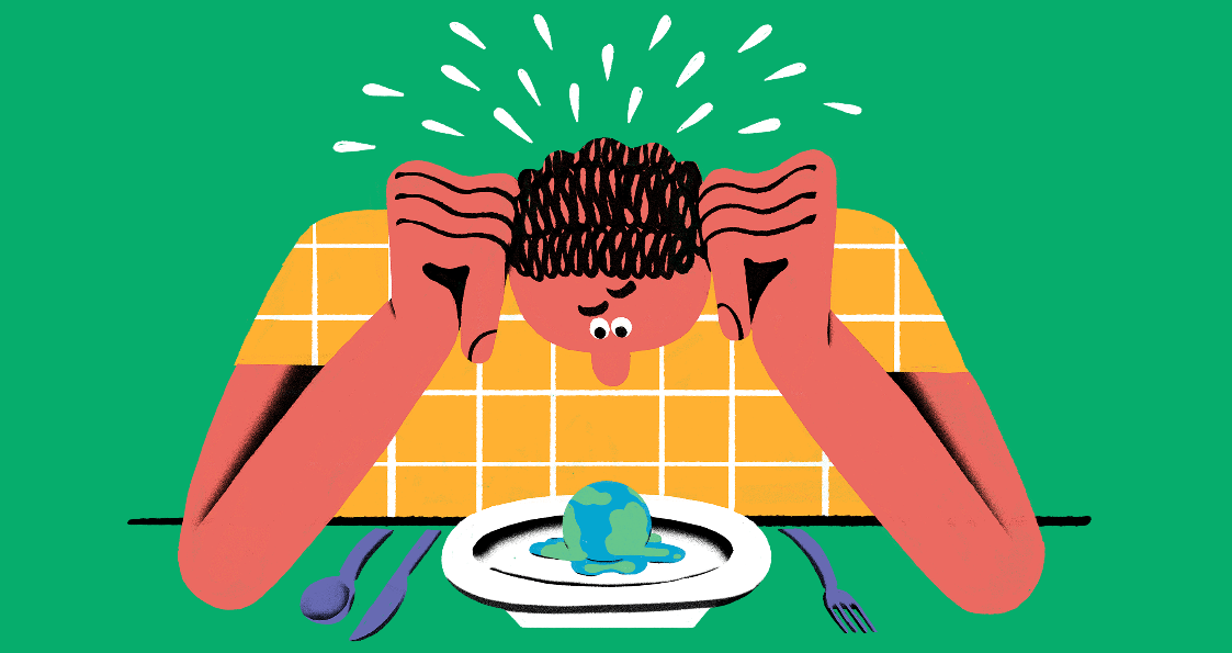 Your Questions About Food and Climate Change, Answered