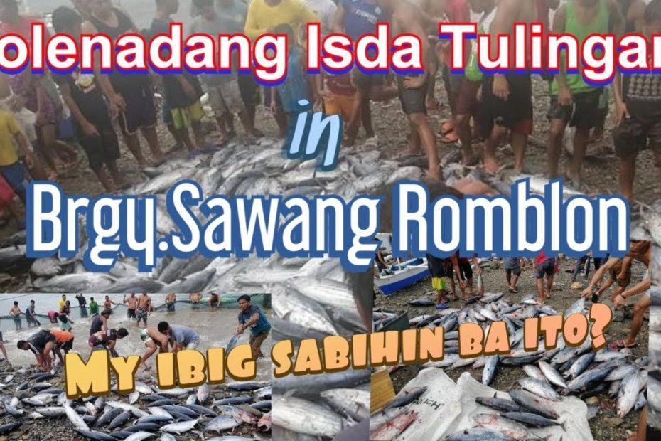 Oceans are warming - Tulingan in Romblon