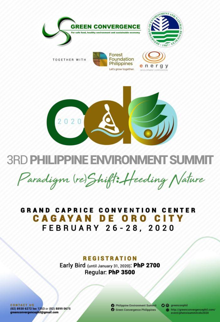 Philippine Environment Summit