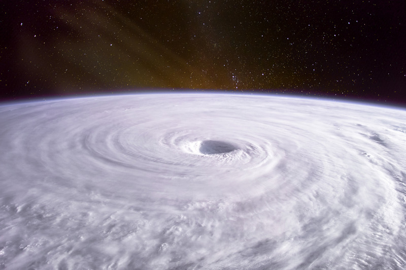 Hurricanes, typhoons and cyclones are becoming stronger