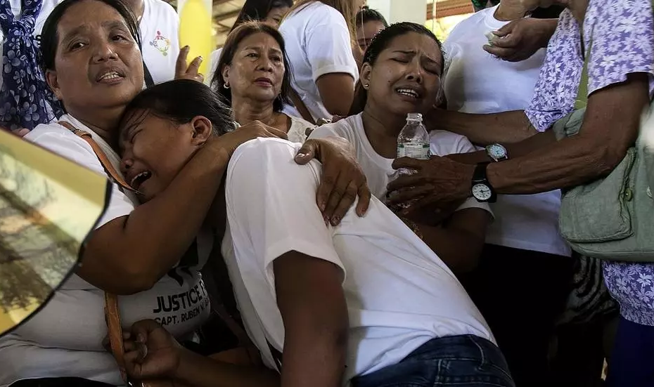 113 environmental activists killed since Duterte assumed office — Int'l group By: Gabriel Pabico Lalu - 9 months ago