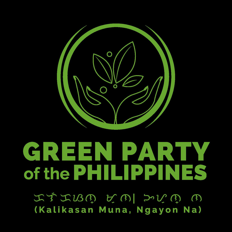 green party of the philippines - gpp kalikasan muna logo