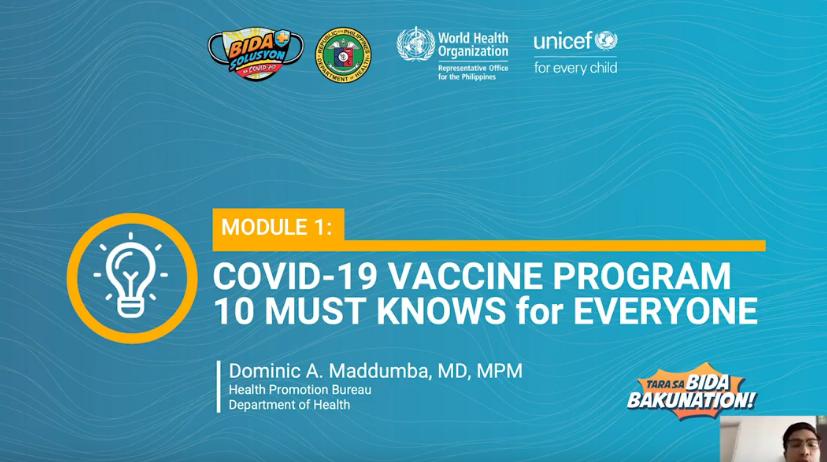 COVID-19 Vaccination Program