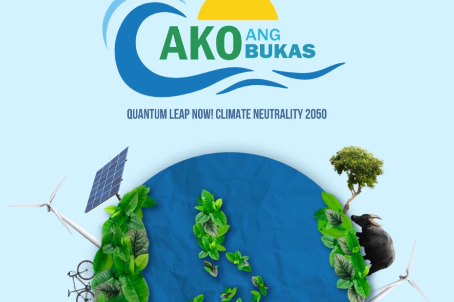 AKO ANG BUKAS - Quantum Leap NOW: Climate Neutrality 2050