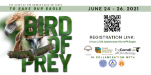 """Free Screening """"Bird of Prey: To Save Our Eagle"""""""