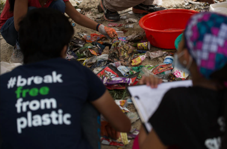 Let us #breakfreefromplastic | Sign the Petition