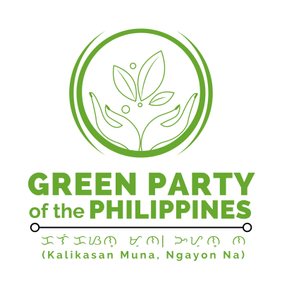 green party of the philippines - gpp kalikasan muna logo